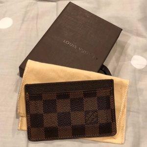 Louis Vuitton Accessories - Louis Vuitton Card Case